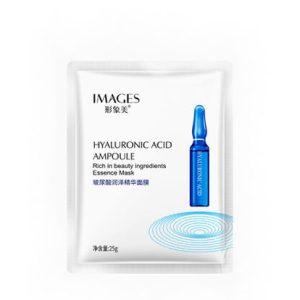 ماسک نقابی آمپول هیالورونیک اسید ایمیجز Images hyaluraonic acid Ampoule mask
