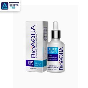 سرم از بین برنده جوش Bioaqua Removal Of Acne