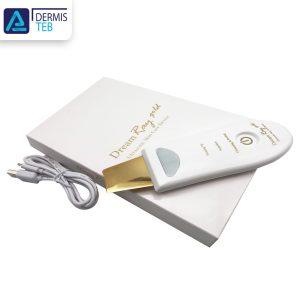 دستگاه دریم ری گلد التراسونیک Dream Ray Gold Ultrasonic Skin Care Device
