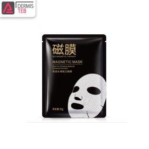 ماسک آبرسان و مرطوب کننده صورت مغناطیسی برند بیوآکوا Bioaqua Megnetic Therapy Mask